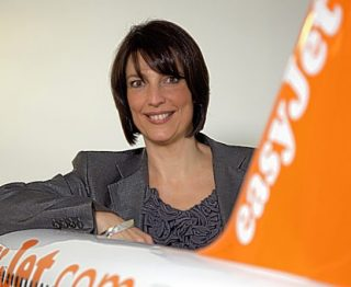 easyJet boss Carolyn McCall is among the top airline chiefs calling for the Air Passenger Duty to be scrapped