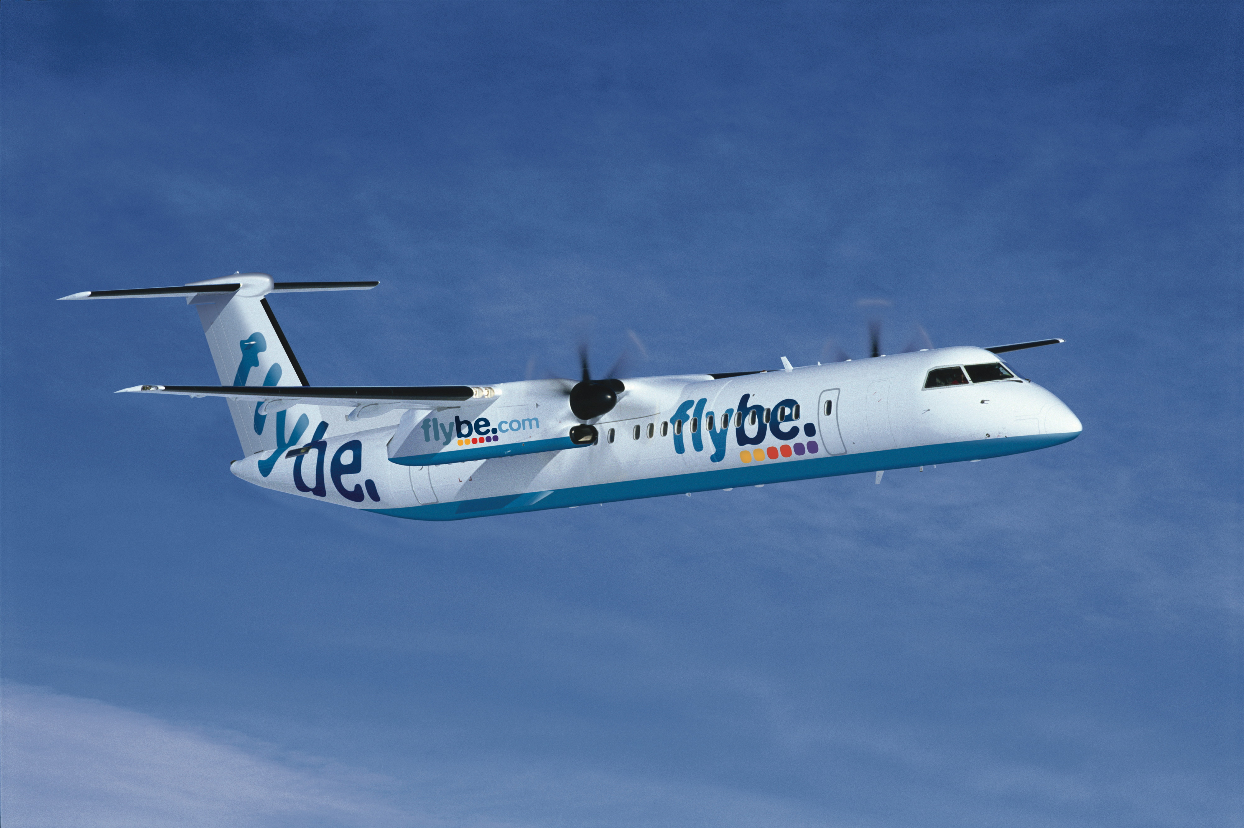 Flybe And Ftejerez Announce Part Sponsored Airline Pilot