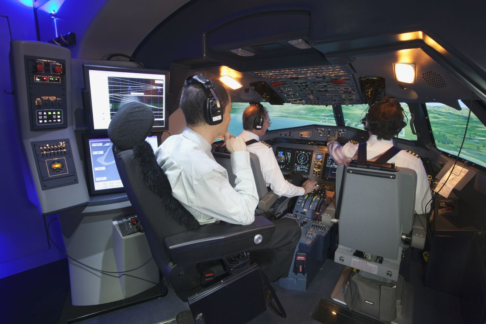 ATR flight training centre