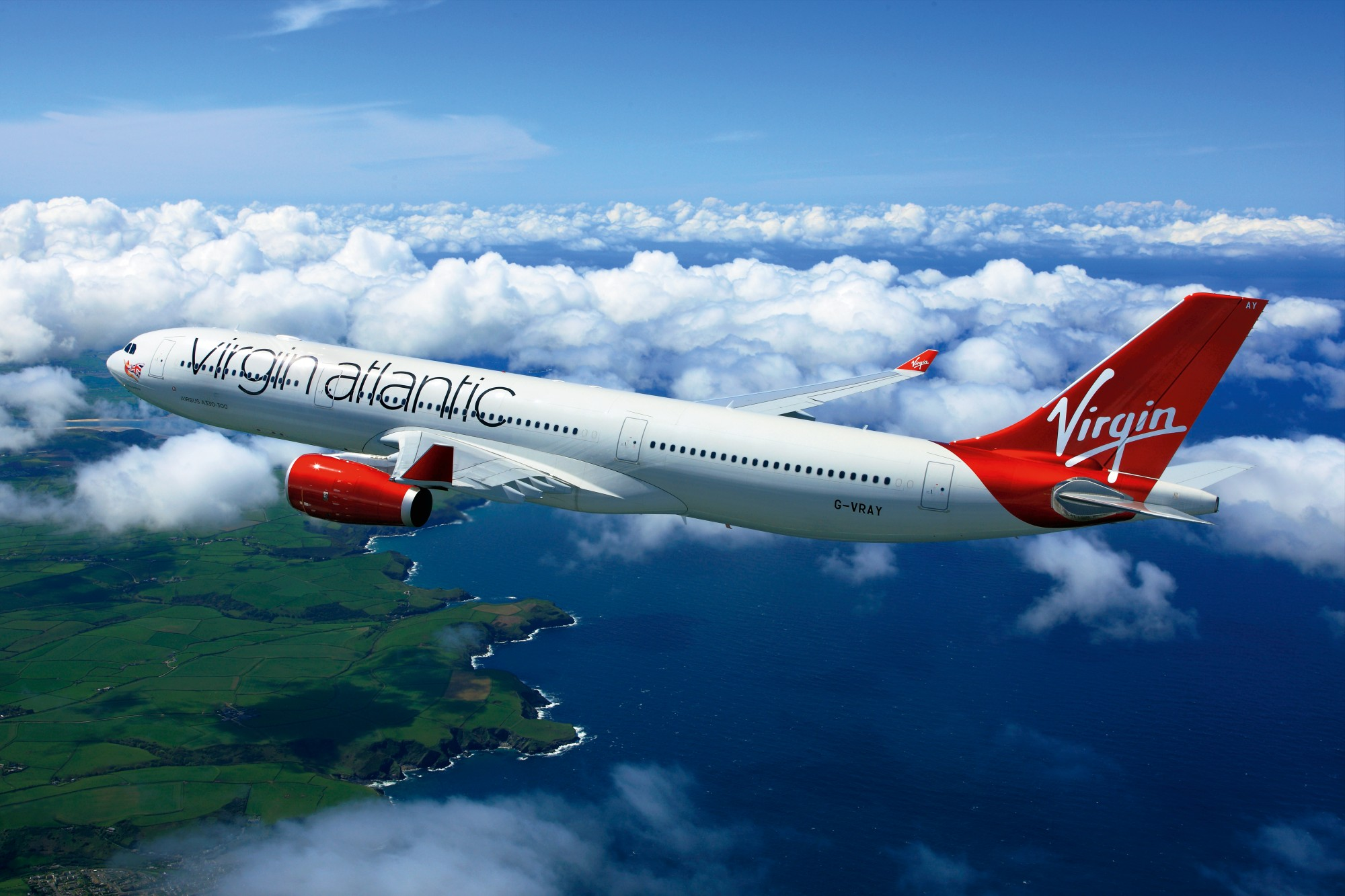 virgin atlantic airliens