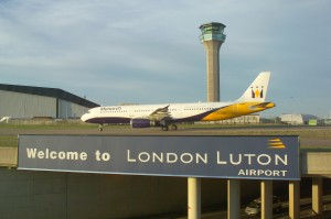 Luton Airport Tower
