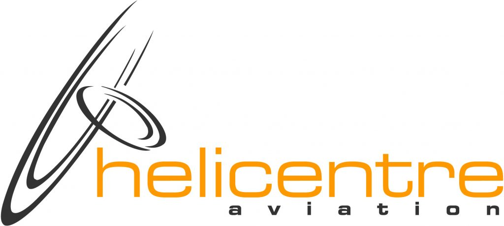 Helicentre Aviation Logo Long