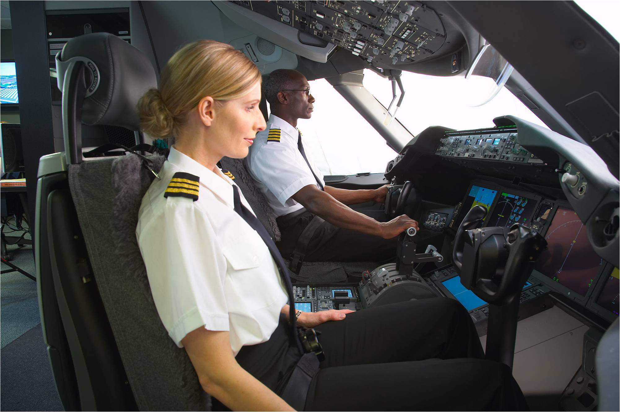 boeing highlights the need for more women pilots in latest pilot