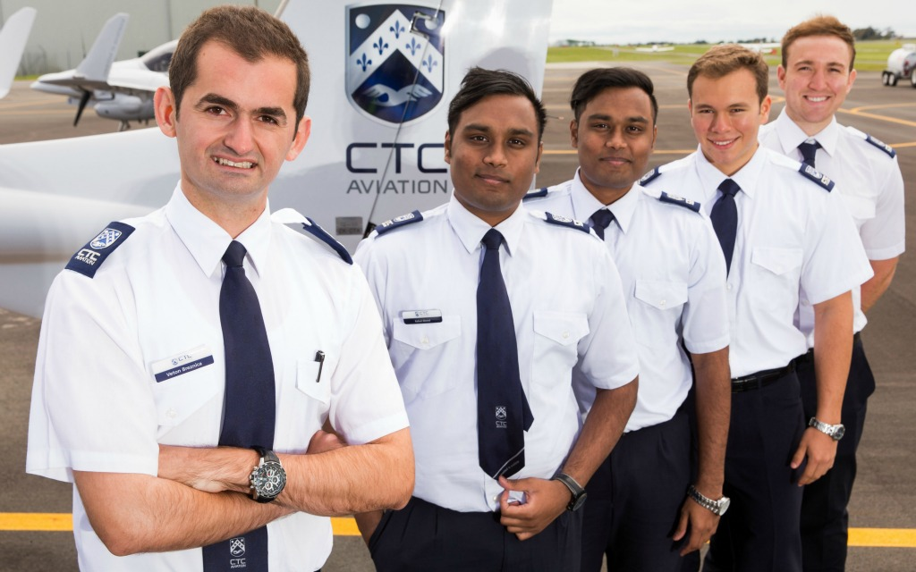 CTC Aviation trains pilots from 25 nations in New Zealand ...