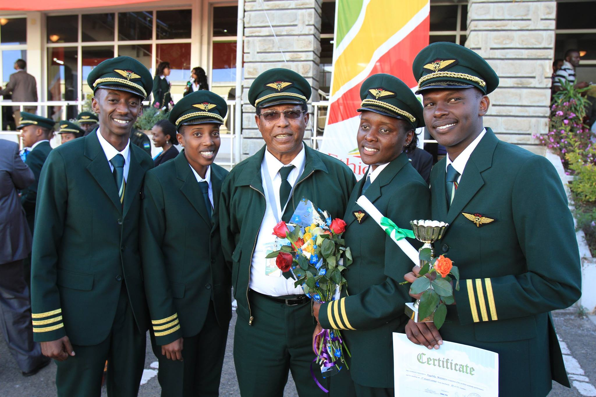 Ethiopian Airlines' new academy to increase training capacity to