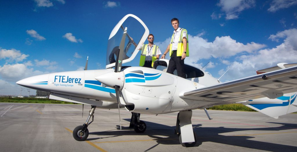 FTE Diamond Aircraft