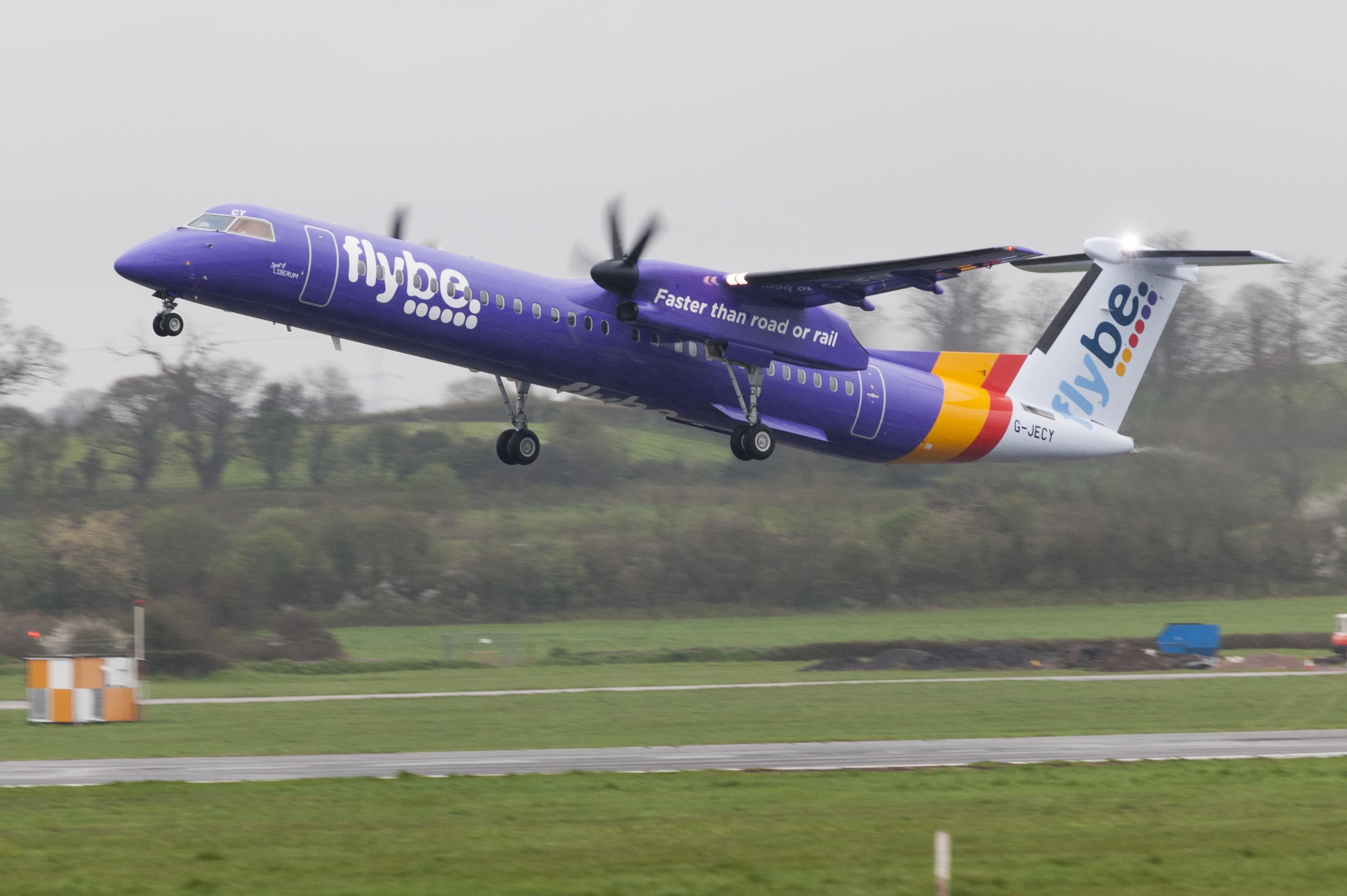 Flybe Car Parking
