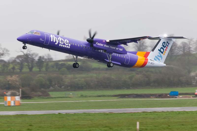 CTC Aviation Continues Captain Campaign To Support Flybes