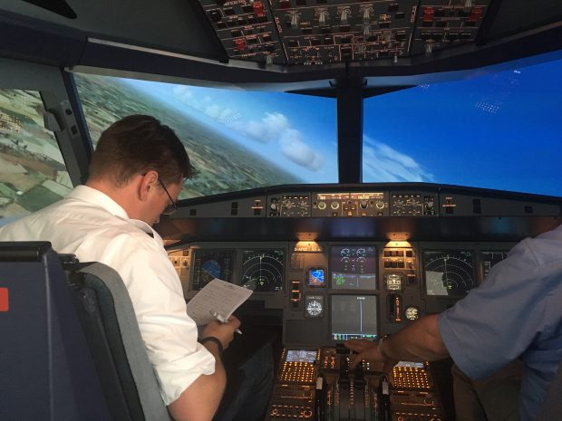 Cockpit4u gets ready for new A320 Fixed Base Simulator - Pilot