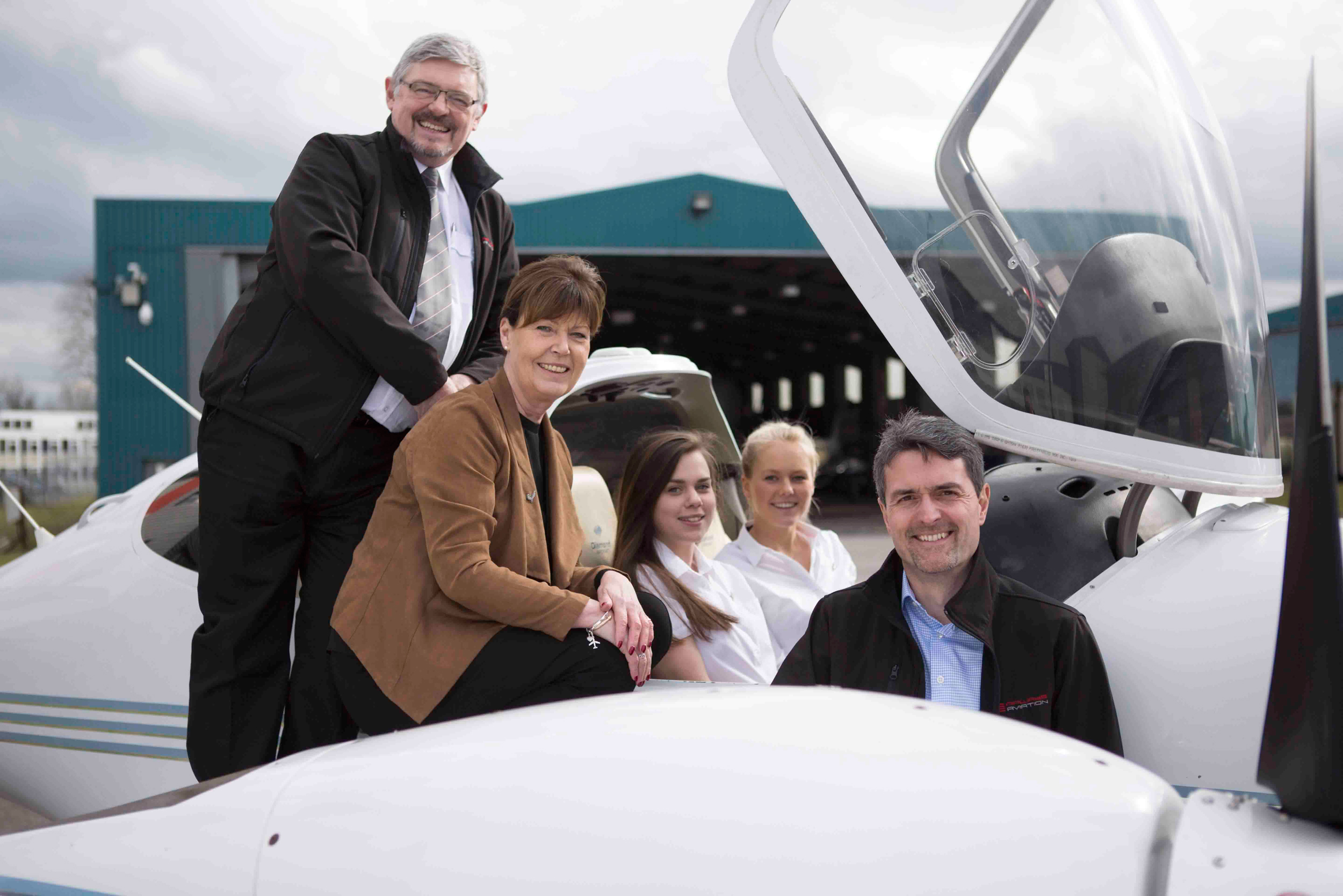 Airways Aviation BWPA scholarship