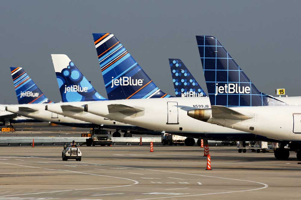 JetBlue US airline