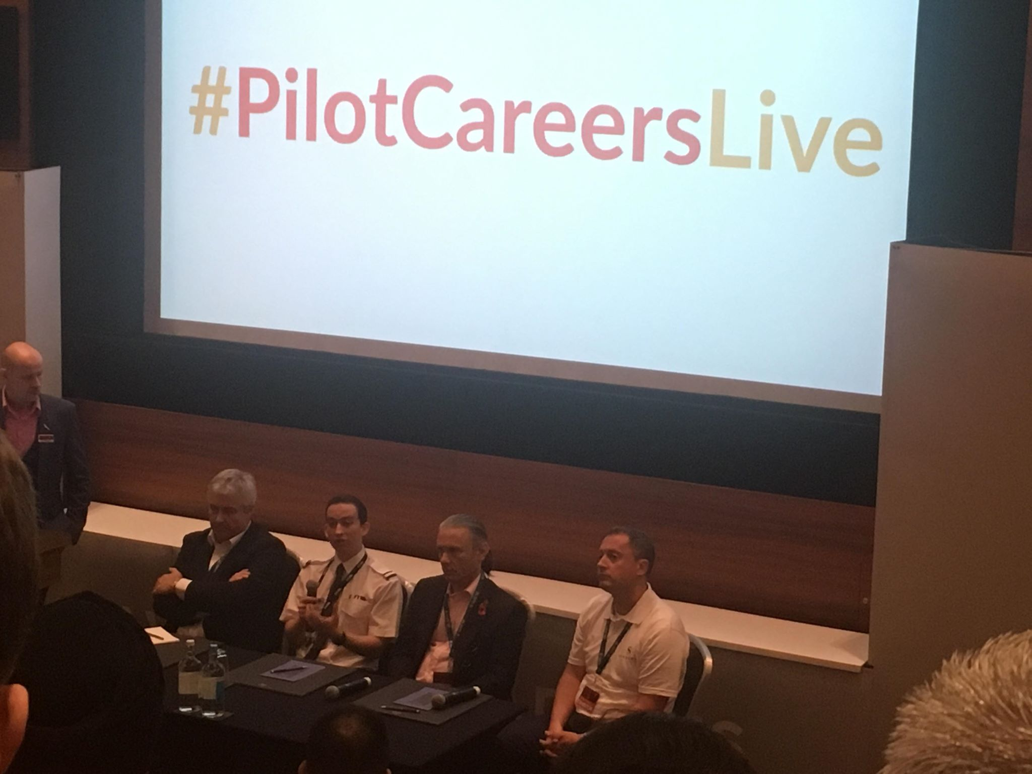 Pilot Career Live seminars
