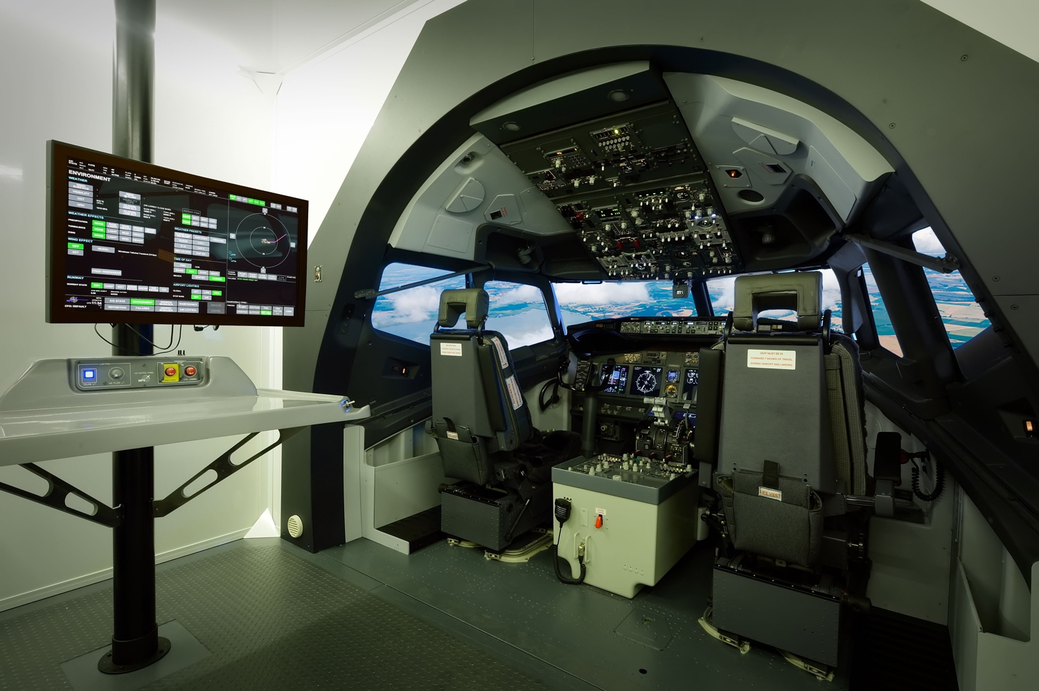 VA Airline Training simulator