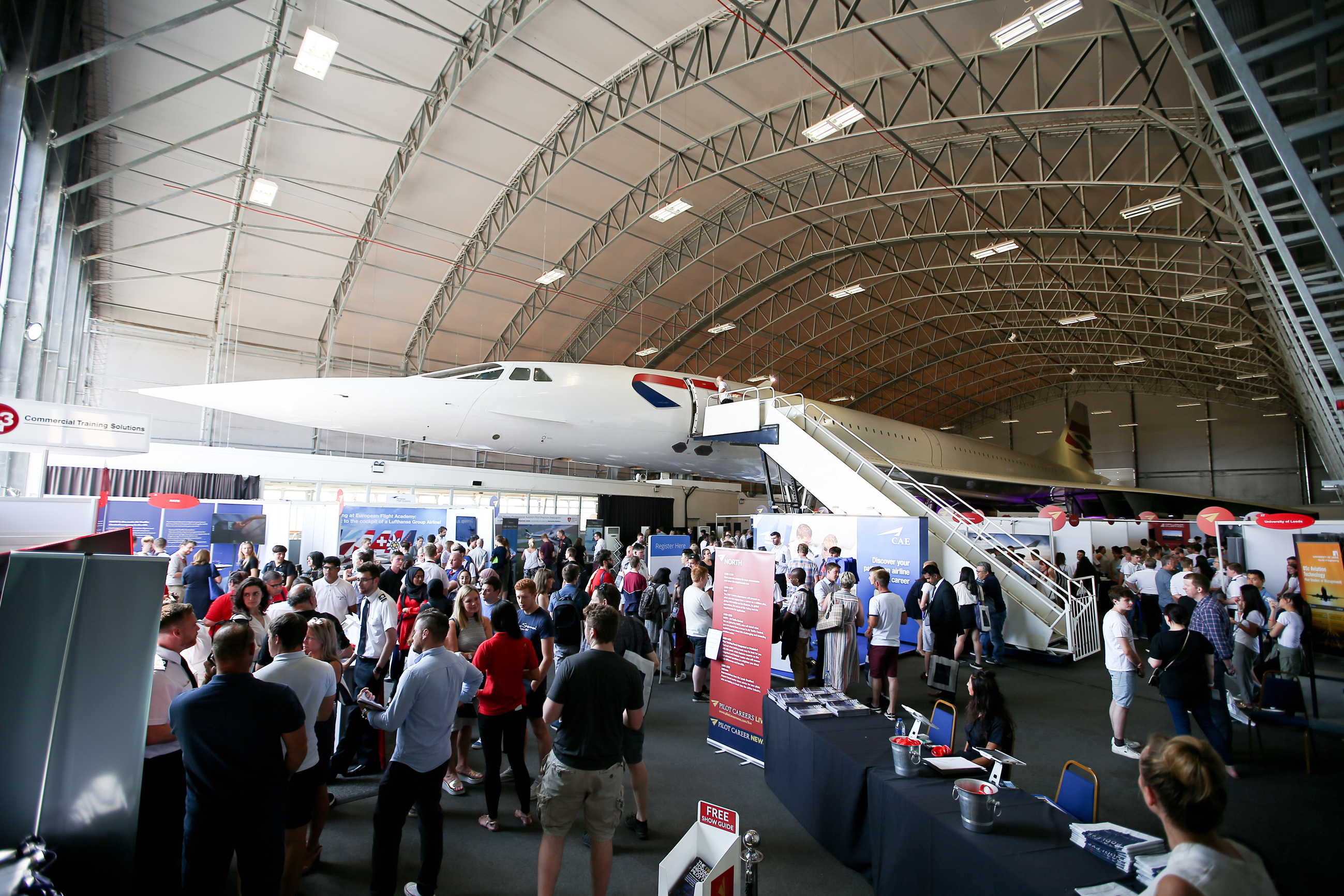 Pilot Careers Live North