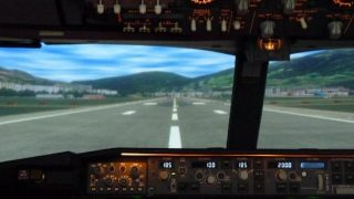 Head to CTC's Nursling training centre and check out their flight simulator