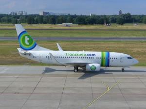 A Transavia Boeing 737