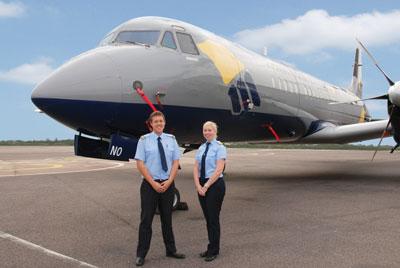 West Atlantic Cadet Scheme Selection Announced Pilot
