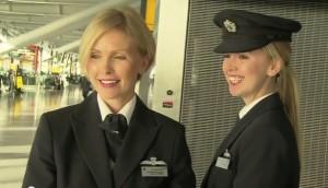 BA pilots