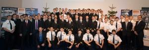 CTC Wings Graduation 2013