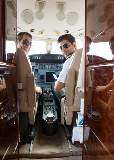 Aviation Recruiter Predicts 2015 Corporate Jet Pilot