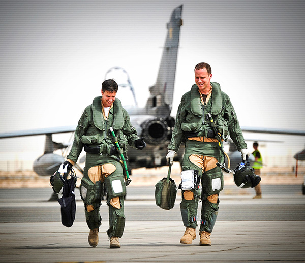 raf opens recruitment for pilots and engineers