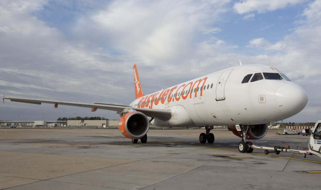 EASYJET- GATWICK AIRPORT OPERATIONS Pix:Tim Anderson
