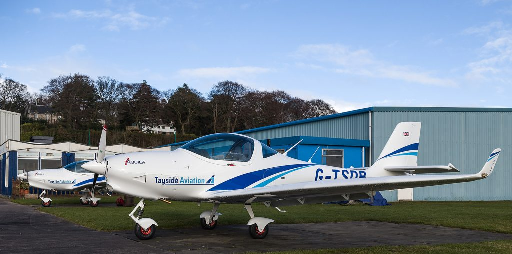 G-TSDB Aquila A112, Dundee-20160212-267-X3 (1)