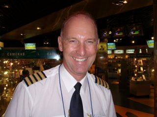 Capt. Mark Davies
