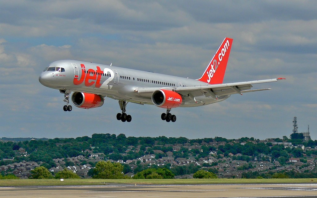 Jet2 Com To Run Recruitment Days At Gatwick And Stansted