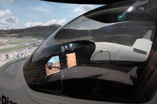 Diamond flight sims