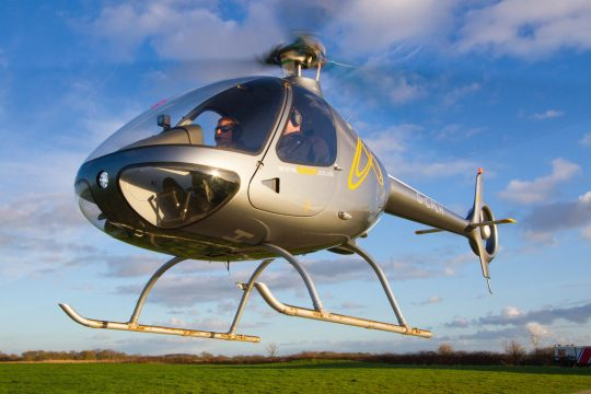 Helicentre pilot scholarships