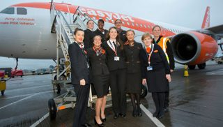 easy jet women's day 2017