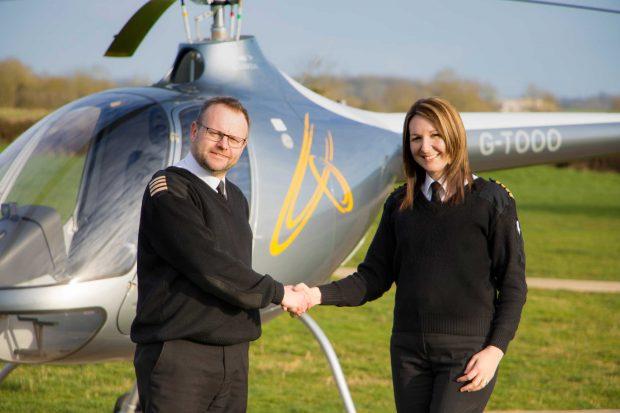 Helicentre flight instructor