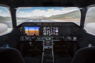 Alsim AL250 flight sim