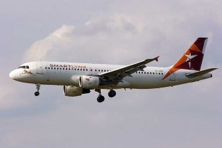 SmartLynx A320
