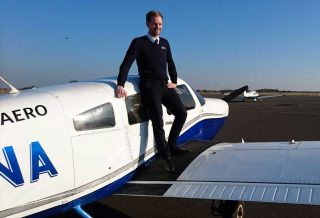 Stephen Pollard pilot