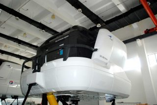 CAE business aviation flight simulator