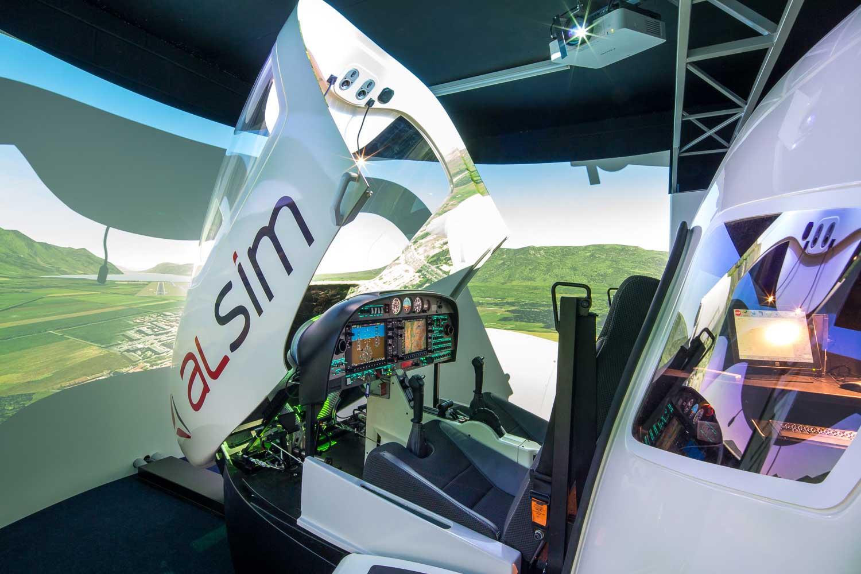 Alsim simulator for Scottish flight training school ACS - Pilot ...