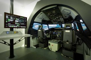 Virtual Aviation B737 sim