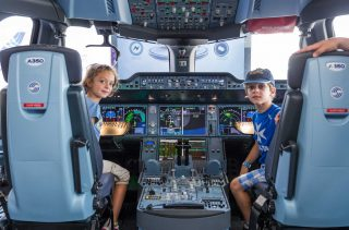 BALPA poor kids put off pilot training