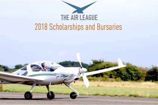 flying scholarships air league