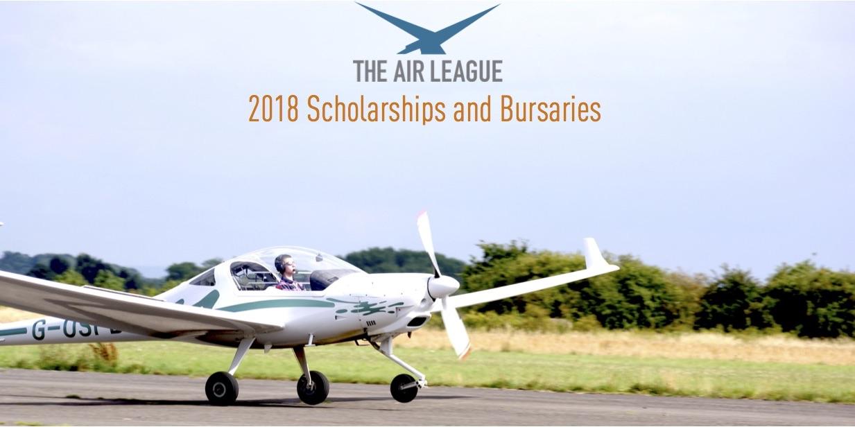 flying scholarships air league