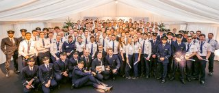 L3 airline academy graduation 2017