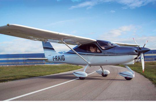 Tecnam P2008 JC Mk11