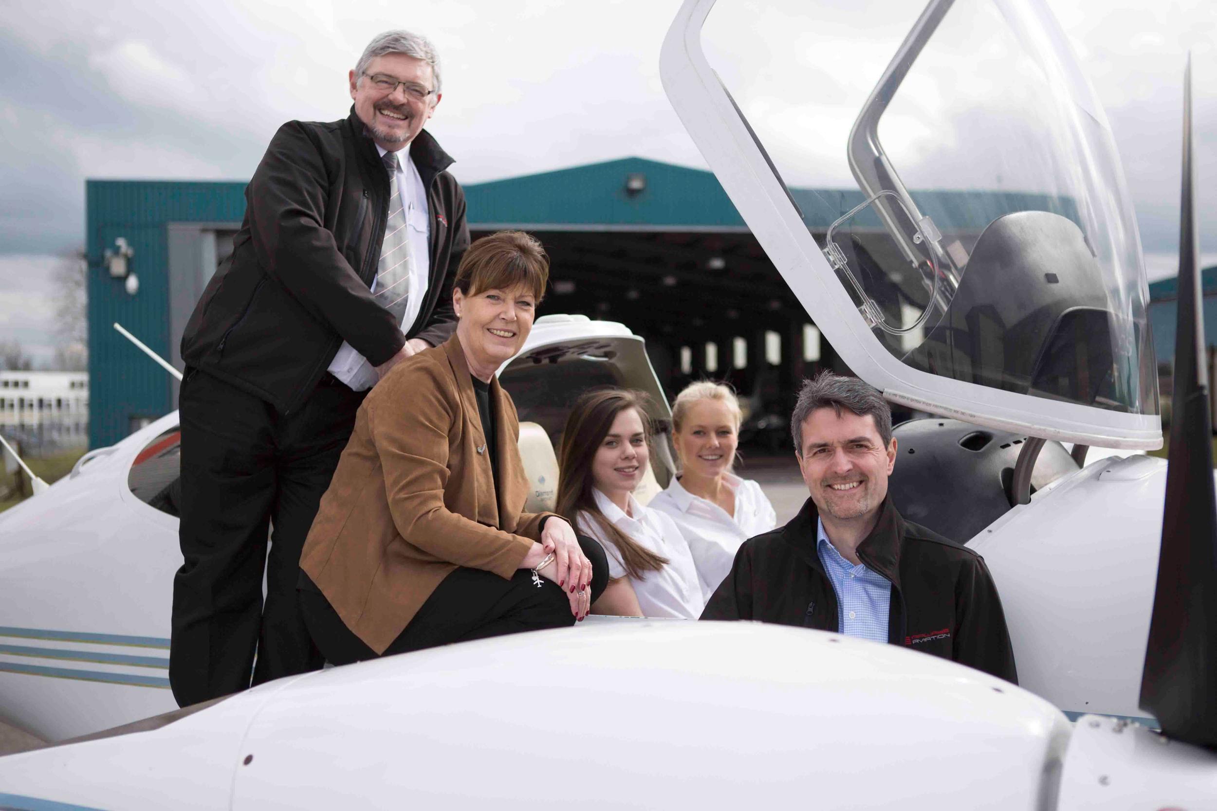 Airways Aviation BWPA scholarship