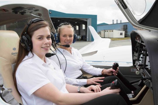 Airways Aviation BWPA scholarships