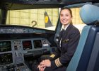 Lufthansa female pilots