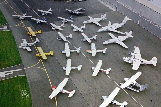 National Flight Centre Dublin
