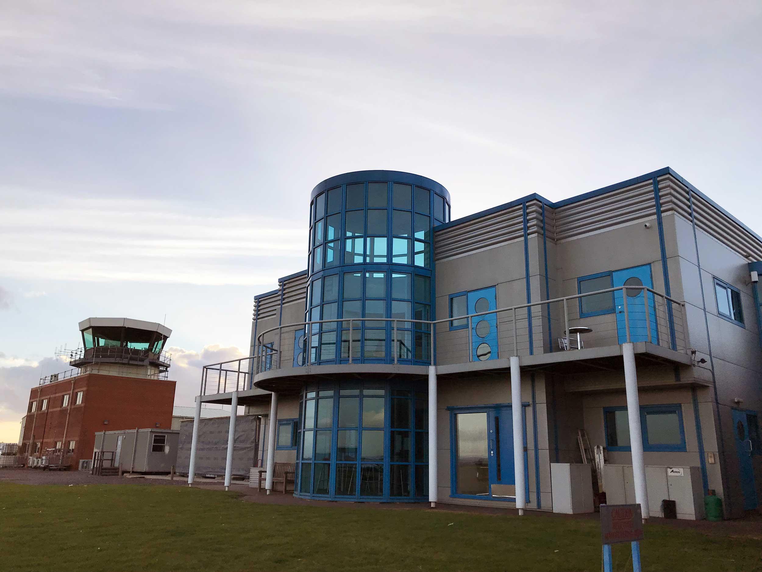Aeros Coventry Airport HQ