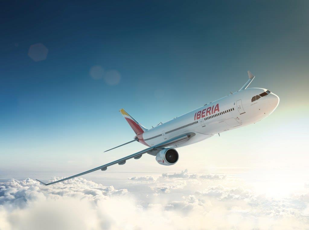 Fly for Iberia